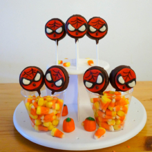 SpidermanOreoPops2